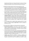 Berlin Recommendations for the Cities of Tomorrow - Page 5
