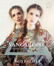 VANGARDIST Magazine | Issue 60 | The Nostalgia Issue | Des & Jen