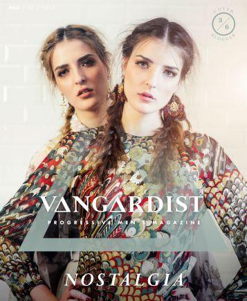 VANGARDIST Magazine | Issue 60 | The Nostalgia Issue | Des & Jen