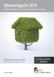Deutsche Immobilienmesse 2016 Messemagazin