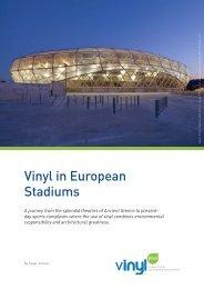 Vinyl in European Stadiums