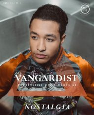 VANGARDIST Magazine | Issue 60 | The Nostalgia Issue | Way of Jay