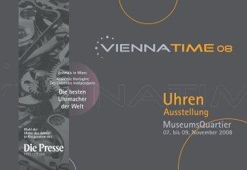 Uhren - Viennatime