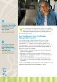 Create a Roadmap for Transportation Independence - Page 5
