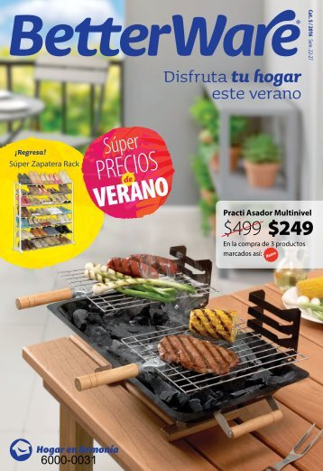 betterware - chalco 05-2016-CATALOGO