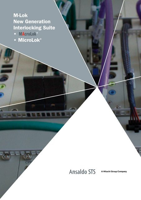 M-Lok New Generation Interlocking Suite • MAcroLok • MicroLok