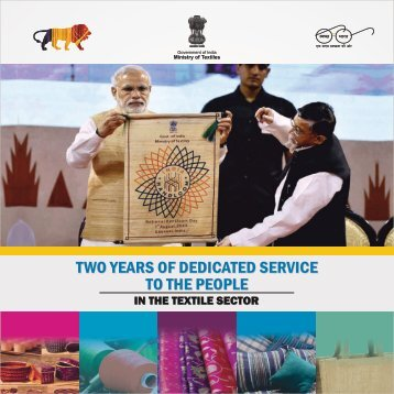 TWO YEARS OF DEDICATED SERVICE TO THE PEOPLE