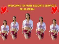 Selja desai Top Escorts Dating services