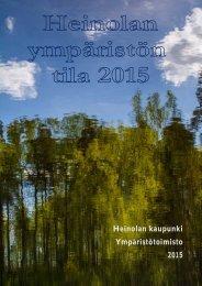 Ympäristötoimisto 2015