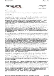 Seite 1 von 2 Der Tagesspiegel 10.03.2006 http://archiv ...