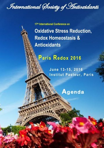 International Society of Antioxidants