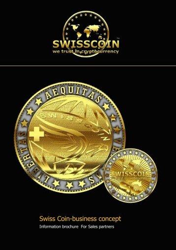 SWISSCOIN-Business-Konzept Englisch