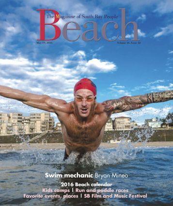 Beach Magazine May 2016
