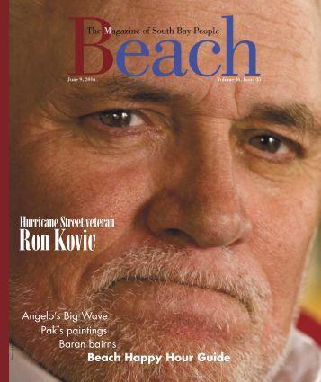 Beach Magazine June 2016