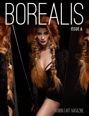 Borealis Mag_ISSUE 6_MagCloud_Jan2016