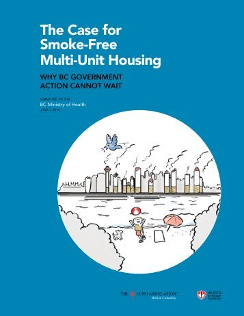 The Case for Smoke-Free Multi-Unit Housing