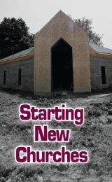 Starting New Churches