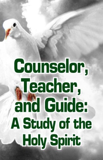 Counselor, Teacher, and Guide
