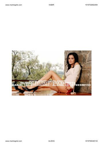 BEAUTIFUL GOA ESCORTS AND MUMBAI ESCORTS