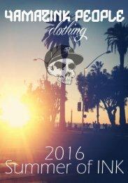 2016 Summer of INK