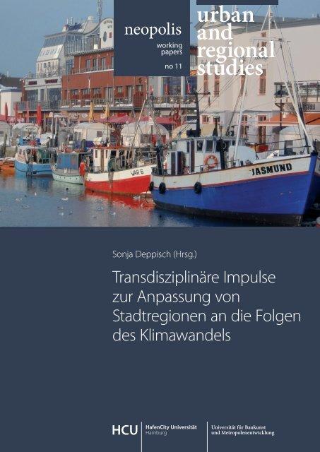 HCU - HafenCity Universität Hamburg