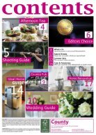 County Lifestyle and Leisure Magazine Issue 1 - Page 3