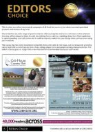 County Lifestyle and Leisure Magazine Issue 1 - Page 6