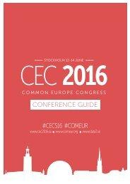 CEC 2016