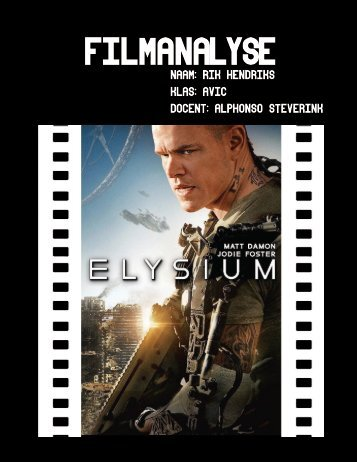 Film Analyse Elysium