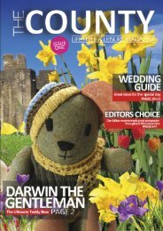 County Lifestyle and Leisure Magazine June Issue 2016