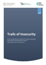 Trails of Insecurity