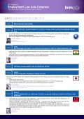 Employment Law Asia Congress - Page 6