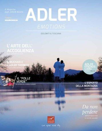 ADLER Magazin