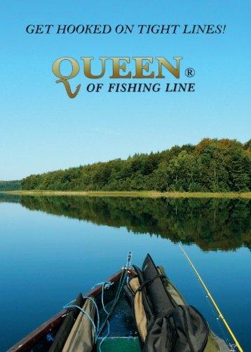 Queen of Fishing Line Katalog