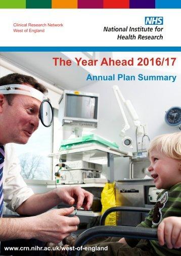 The Year Ahead 2016/17