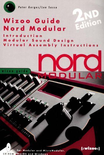 WIZOO Guide Nord Modular 3 - Deep!sonic