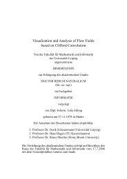 Chapter 7 Clifford Fourier Transform - Universität Leipzig