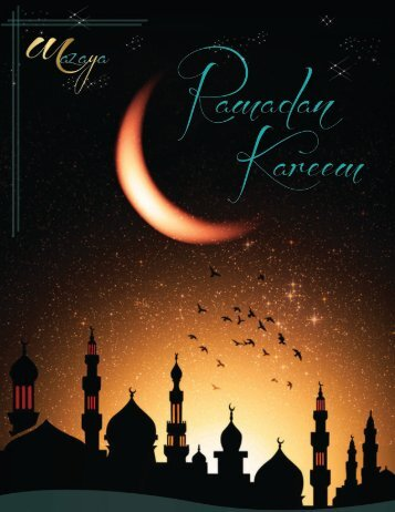 My Mazaya Ramadan Promo-low