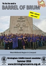 West Midlands Region in Liverpool