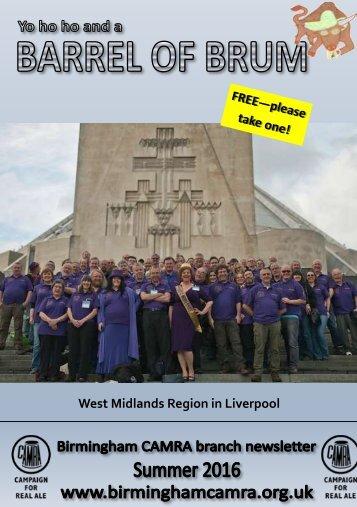 West Midlands Region in Liverpool