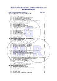 Uebersicht BGM-Manager 64 UE mit Buchseiten