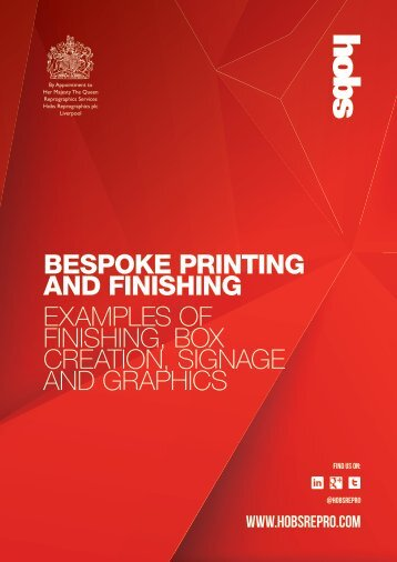 A4P Layflat - Bespoke Printing and Finishing FLIP BOOK