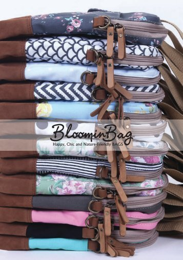 BloominBag Catalog