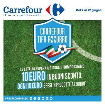 Carrefour Sassari 09-22 Giugno 2016