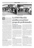 ENES Morelia emerge la primera generación - Page 7