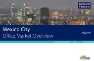 Mexico City Office Market Overview