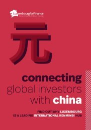 connecting global investors with china