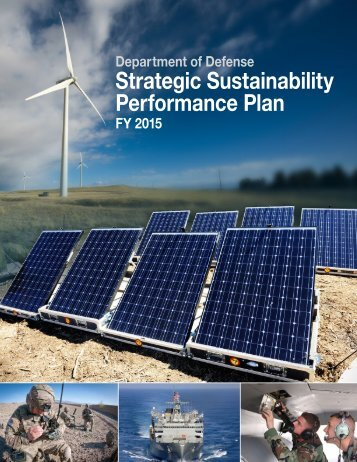 Strategic Sustainability Performance Plan