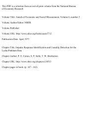 1. jaki jest komitet randkowy cyklu koniunkturalnego krajowego biura badań ekonomicznych (nber)
