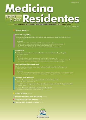 Medicina Residentes